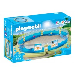 Playmobil 9063 Piscina de...