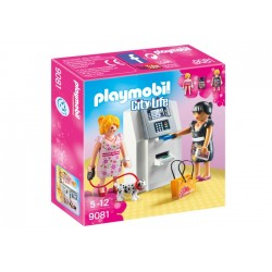 Playmobil 9081 Cajero...