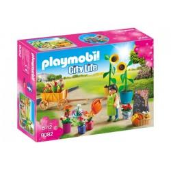 Playmobil 9082 Tienda de Flores