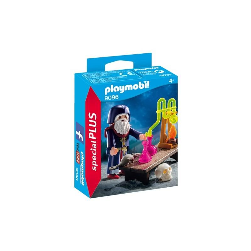 Playmobil 9096 Alquimista PLA9096