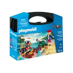 Playmobil 9102 Maletín Grande Pirata y Soldado