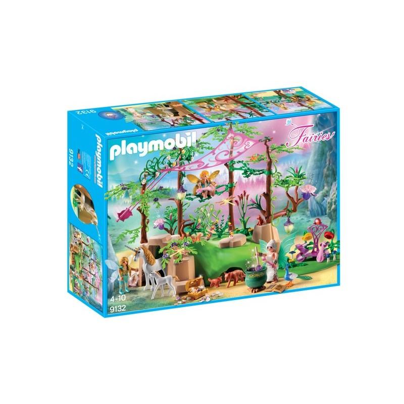 Playmobil 9132 Bosque Mágico de las Hadas PLA9132