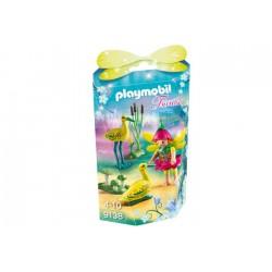 Playmobil 9138 Niña Hada con Cigüeñas