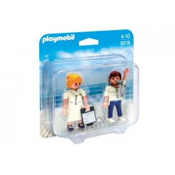 Playmobil 9216 Duo Pack...