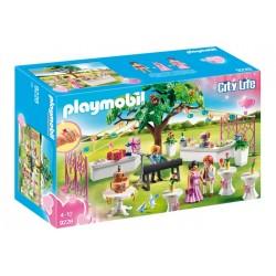 Playmobil 9228 Banquete de...