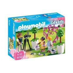 Playmobil 9230 Niños y Fotógrafo