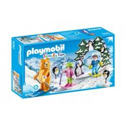 Playmobil 9282 Escuela de Esquí