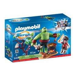 Playmobil 9409 Ogro con Ruby