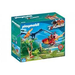 Playmobil 9430 Helicóptero...