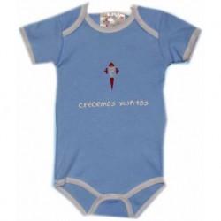 Body bebé Real Club Celta de Vigo