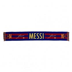 Bufanda FC Barcelona Leo Messi