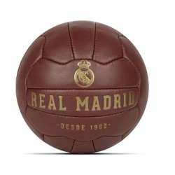 Balón del Real Madrid clásico retro Legend