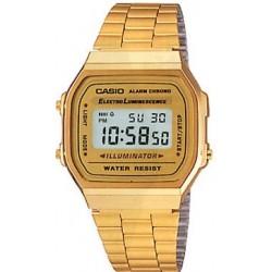 Reloj Casio Dorado A168WG-9EF