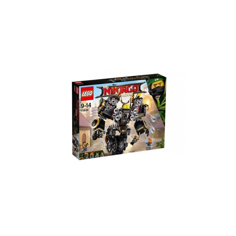 Lego Ninjago 70632 Robot Sismique 18l7062
