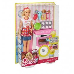 Muñeca Barbie Skateboarder