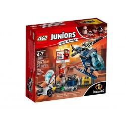 LEGO Juniors 10759 Persecución por los tejados de Elastigirl