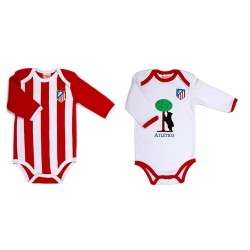 Body Bebe Atletico de Madrid equipación