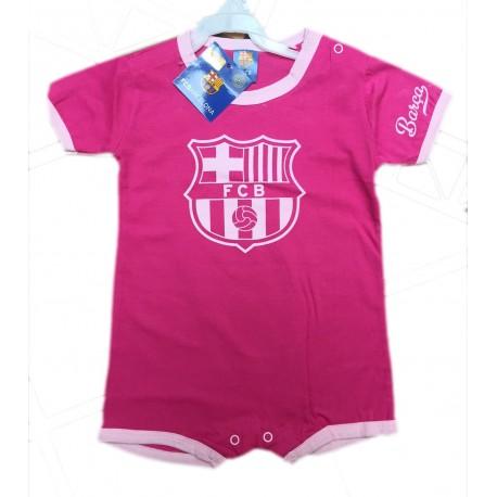 310f455663bea Body FC Barcelona rosa - Tienda comprar fc barcelona