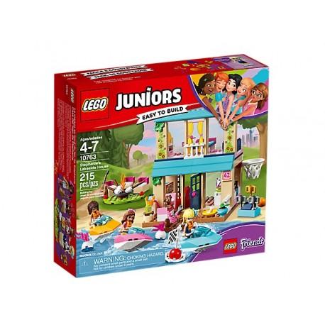 LEGO Juniors 10763 Casa del lago de Stephanie