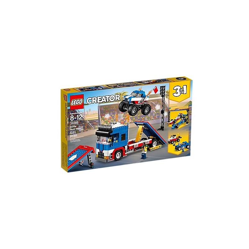 LEGO Creator 31085 Espectáculo acrobático ambulante 18L31085