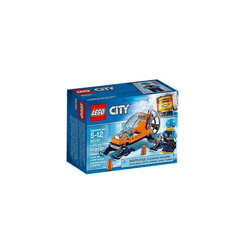 Arctic City Glacial Tienda Lego ÁrticoTrineo 60190 Expedition WEHI2D9