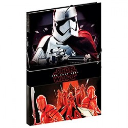 Carpeta gomas A4 de Star Wars Vicious