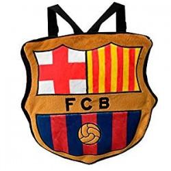 Mochila peluche de FC Barcelona