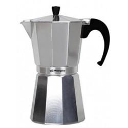 Cafetera Orbegozo aluminio KF 100 para 1 taza Gas Elect y vitro
