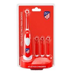 Cepillo de dientes Atlético de Madrid electrónico