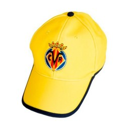 Gorra adulto Villarreal Club de Fútbol
