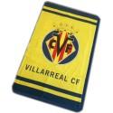 Manta polar Villarreal Club de Fútbol 100x150