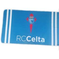Manta polar Real Club Celta de Vigo 100x150cm