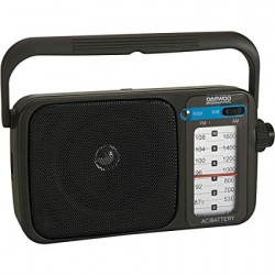 Radio AM/FM Daewoo DRP-123