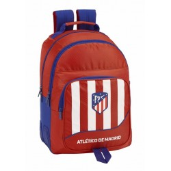 Mochila grande doble 42cm adaptable a carro de Atletico De Madrid