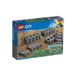 LEGO City Trains 60205 Vías