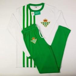Pijama Real Betis invierno niño