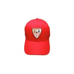 Gorra del Sevilla Fútbol Club negra