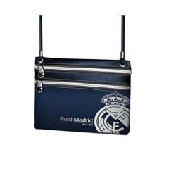 Bolso Real Madrid 18x15x1cm