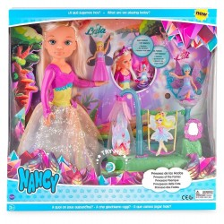 Nancy princesa de las hadas