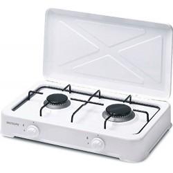 Hornillo Bastilipo cocina Gas 2 fuegos CG200