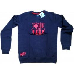 Sudadera niño Fútbol Club Barcelona rosa tallas 3 a 16