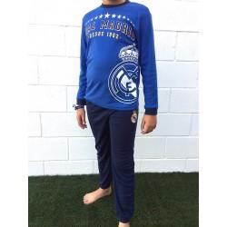Pijama Real Madrid Adulto invierno