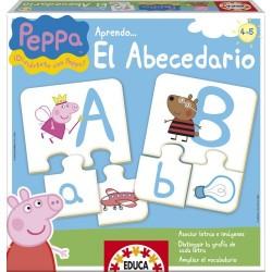 Aprendo el abecedario Peppa Pig