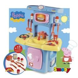 Cocina 13 accesorios Peppa Pig
