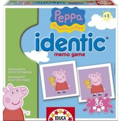Educa identic Peppa Pig