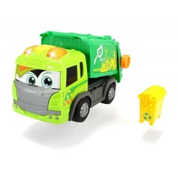 Camión de basura scania...