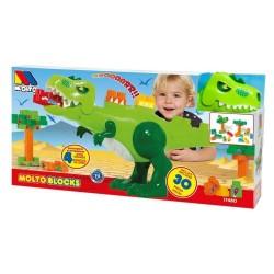 Molto dinosaurio blocks 30...