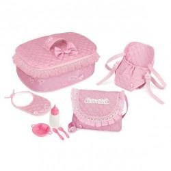 Set accesorios para muñeca María