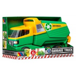 Molto camión recogida de...