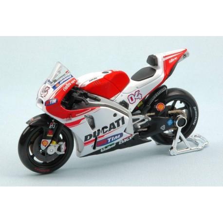 Moto Ducati Desmosedici GP15 Andrea Dovizioso 1:18 Moto GP